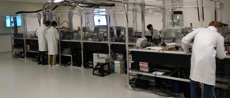 Advanced Beam Laboratory Laser Lab 2